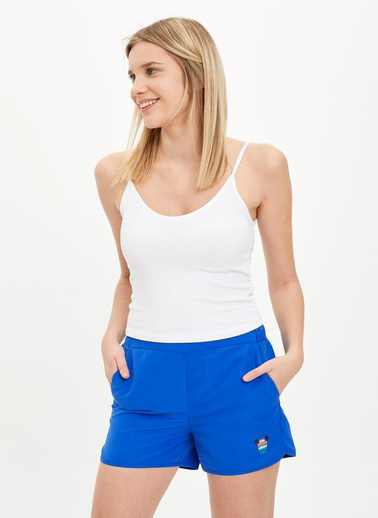 DeFacto Şort Mavi